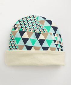 Keep that little noggin warm with this cute sailboat beanie!  Made with super soft Fair Trade Certified organic cotton!  #FairTrade #organic #apparel
