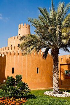 Al Ain Oasis, Abu Dhabi