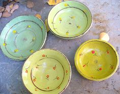 ...Kelim Pottery from Israel..loving these...