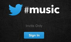 Twitter Music è realtà. Presto avremo i tweet musicali