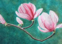 How to Paint Watercolour Flowers