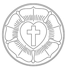 Luther Rose Coloring Page . 17 Elegant Luther Rose Coloring Page . Luther Rose Coloring Pages Coloring Pages for Kids Rose Coloring Pages, School Coloring Pages, Coloring Pages For Kids, Coloring Sheets, Free Coloring, Coloring Books, Reformation Sunday, Reformation History, Martin Luther Reformation