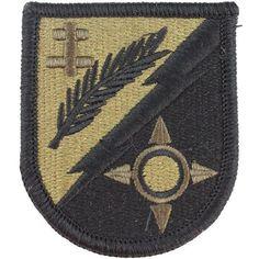 162nd Infantry Brigade MultiCam (OCP) Patch