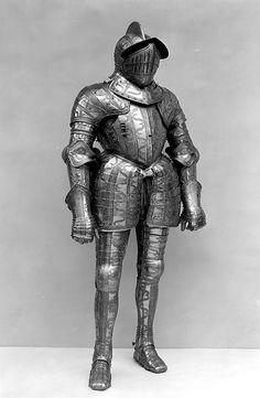 The Metropolitan Museum of Art - Armor of Henry Herbert, Second Earl of Pembroke (1534–1601)