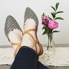 Gee Wawa Lizeberh Sandals #Anthropologie #MyAnthroPhoto