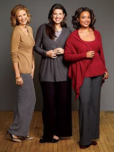 How to Dress Slimmer – Slimming Fashion Tips - Good Housekeeping