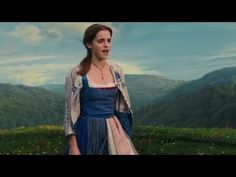 "Emma Watson Sings ""Belle (Reprise)"" In NEW Beauty And The Beast Promo - YouTube"