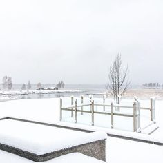 First snow at our HQ in Korsnäs Instagram Accounts, Snow, Photo And Video, Eyes, Let It Snow
