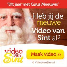 Bekend van Tv: Laat uw kinderen verbazen met jouw eigen Video van Sint