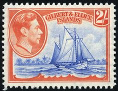 KGVI Gilbert & Ellice Islands 1939