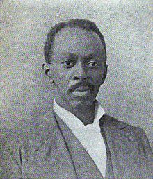 Richard Robert Wright, Sr. (May 16, 1855 - July 2, 1947) was valedictorian at Atlanta University's first commencement ceremony in 1876. He served as the first president of the Georgia State Industrial College for Colored Youth, a historically black college in Savannah, Georgia which has been renamed Savannah State University. He was the first African American to serve as an Army paymaster.