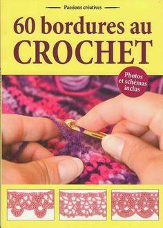 60 bordures au crochet - Les tricots de Loulou - Picasa Albums Web