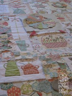 Teacup quilt4212 from Hatched and Patched blog by Anni (Australia)