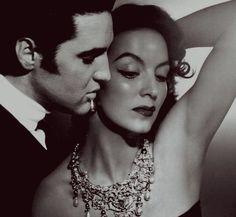 Maria Felix & Elvis Presley . Qué no se haya visto no es prueba de que no existió