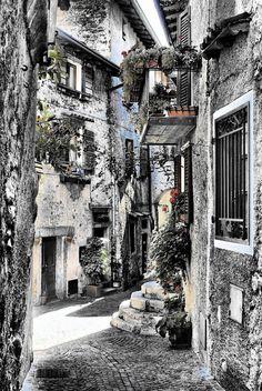 Brasa Schlucht - Lago di Garda - Italy