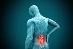 Existen varios trastornos diferentes de la columna lumbar (parte baja de la espalda) que pueden provocar ciática. Se la suele describir como un dolor moderado a intenso en la pierna izquierda o derecha.  La ciática es provocada por la compresión de uno o más de los cinco grupos de raíces nerviosas en la parta baja de