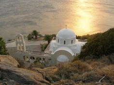 Church in Neapoli, Greece