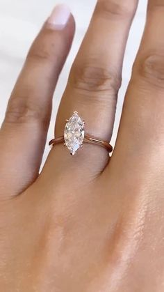 Beautiful Engagement Rings, Rose Gold Engagement Ring, Vintage Engagement Rings, Non Traditional Engagement Rings Vintage, Simple Elegant Engagement Rings, Different Engagement Rings, Inexpensive Engagement Rings, Nontraditional Engagement Rings, Most Popular Engagement Rings
