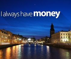 Money Affirmations by positiveaffirmations on We Heart It