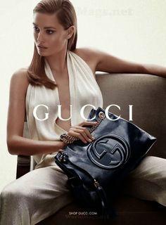 Hily Designs: Gucci Accessories  Resort 2014, por Nadja Bender