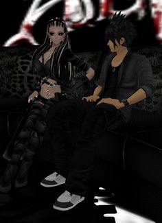 IMVU, the interactive, avatar-based social platform that empowers an emotional chat and self-expression experience with millions of users around the world. Virtual World, Virtual Reality, Social Platform, Imvu, Avatar, Join, Punk, Fictional Characters, Cat Breeds