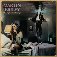 Martin Briley 'One Night With A Stranger' (1983)