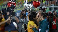 Freud und Leid in Rio: Diese Olympia-Momente bleiben in Erinnerung
