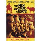 The Men Who Stare At Goats Starring George Clooney, Ewan McGregor, Kevin Spacey, (2010)