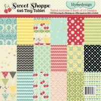 Sweet Shoppe 6X6 Tiny Tablet