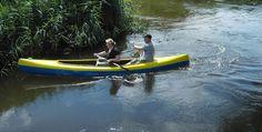 Kanutour auf der Warnow in Zülow Raum Schwerin #Abenteuer #Boote #Bootsfahrt