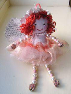 Natasha - scrapbox dolly