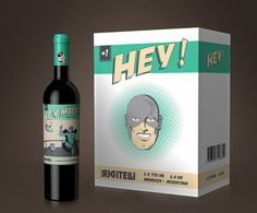 HEY MALBEC! on Packaging of the World - Creative Package Design Gallery