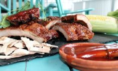 Real Food Traveler is your insiders guide to the authentic regional foods around the world. Our mission is to make sure that travelers no what regional food not to miss and where to find them. In this article, learn Chipotle BBQ Pork Ribs Recipe . Barbecue Pork Ribs, Beef Ribs, Bbq Beef, Real Food Recipes, Snack Recipes, Delicious Recipes, Snacks, Pork Rub, Pork Rib Recipes