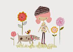 buttercup and dot - Nikki Upsher