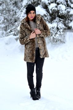 Alicia from The Wild Muse in the On The Prowl Coat (http://www.nastygal.com/clothes/on-the-prowl-coat)