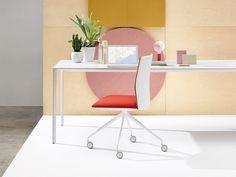 Drehbarer Bürostuhl KINESIT | Bürostuhl - Arper