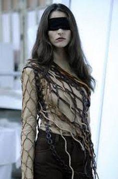 24fa14b28a971 Martin Margiela Dress Making Patterns, Maison Martin Margiela, Leather And  Lace, Avant Garde