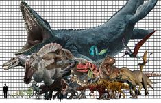 Jurassic Park Carnivores by on DeviantArt Jurassic World Wallpaper, Carmen Sandiego, Jurassic Park World, Prehistoric, Reptiles, Animal Pictures, Pop Culture, Pokemon, Lion Sculpture
