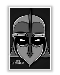 The Unsullied   Game of Thrones Poster