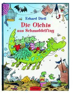 Die Olchis aus Schmuddelfing - Erhard Dietl (ab 3 Jahren)