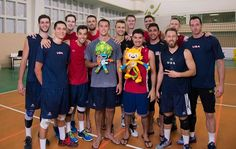 Test events: 'Brazil will be hard to beat at home,' says USA volleyball captain David Lee