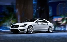 Mercedes Benz Cls On 20 Inch Vossen Wheels Tech Screen Background Mercedes Benz Cl, 4 Door Sports Cars, Sports Sedan, Mercedes Benz Wallpaper, Audi S5 Sportback, Vossen Wheels, Xjr, Car In The World, Car Wallpapers