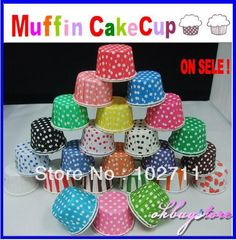 1000pcs  larger size 67*50*39mm, muffin cups,cake cups,cakecup,paper cup,baking cup,bakeware,muffin case,free shipping-in Bakeware from Home & Garden on Aliexpress.com $95.89