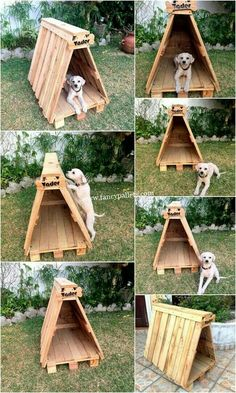 dog house diy outdoor & dog house diy & dog house diy outdoor & dog house diy easy & dog house diy large & dog house diy indoor & dog house diy plans & dog house diy easy outdoor & dog house diy outdoor how to build Pallet Dog House, Pallet Dog Beds, Dog House Plans, Wooden Dog House, Dog House From Pallets, House Dog, Large Dog House, Cool Dog Houses, Diy Dog Bed