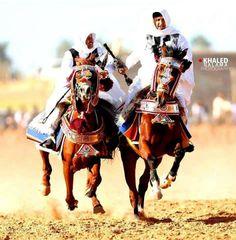 Horse ride festival
