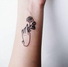 10 Tatuajes que le añadirán un estilo Tumblr a tu piel