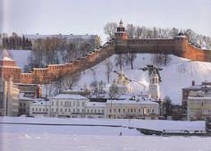 Нижегородский кремль —Россия 10