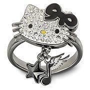 Hello Kitty Rock Ring