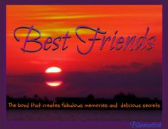 best friends are best