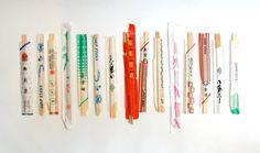 Chopsticks .